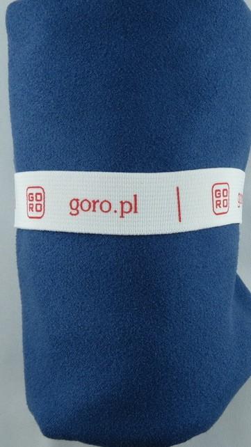Mikrofibra na ręczniki granat