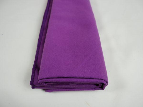Mikrofibra na ręczniki śliwka
