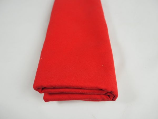 Mikrofibra na ręczniki czerwony
