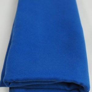 Mikrofibra na ręczniki szafir