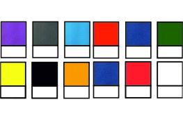 reczniki karta kolorow