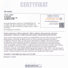 Certyfikaty Oeko-Tex Standard 100