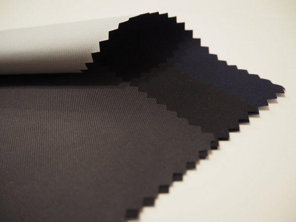 Tkanina poliamid nylon z membraną transparentną