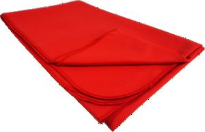 ręcznik z mikrofibry czerwony