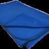 ręcznik z mikrofibry szafirowy niebieski